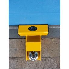 Garage Door Lock Heavy Duty Defender Security System Yellow (CPGL226)
