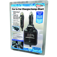 Charge & Go - Car To Car Starter