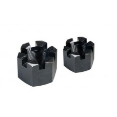 Castle Nut 5-8 UNF Thread M16 Pack of 2 Hubs