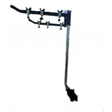 Cycle Supreme 4 x 4 Towbar Mounted Three/Four Bike Cycle Carrier Rack