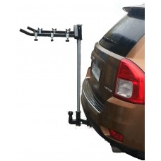 Cycle Supreme Towbar Mounted Three - Four Bike Cycle Carrier Rack