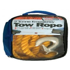 2 Tonne Tow Rope in Zip Bag (CPSWTR20)