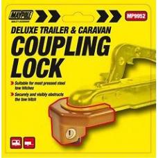 Deluxe Trailer & Caravan Coupling Lock (CPMP9952)